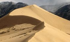 Ibex Dunes Death Valley