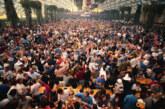 Here's to overpopulation