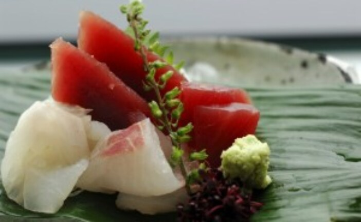 Sashimi may be an endangered species
