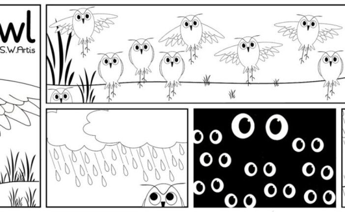 Billy Owl: Life as a burrowing owl #2